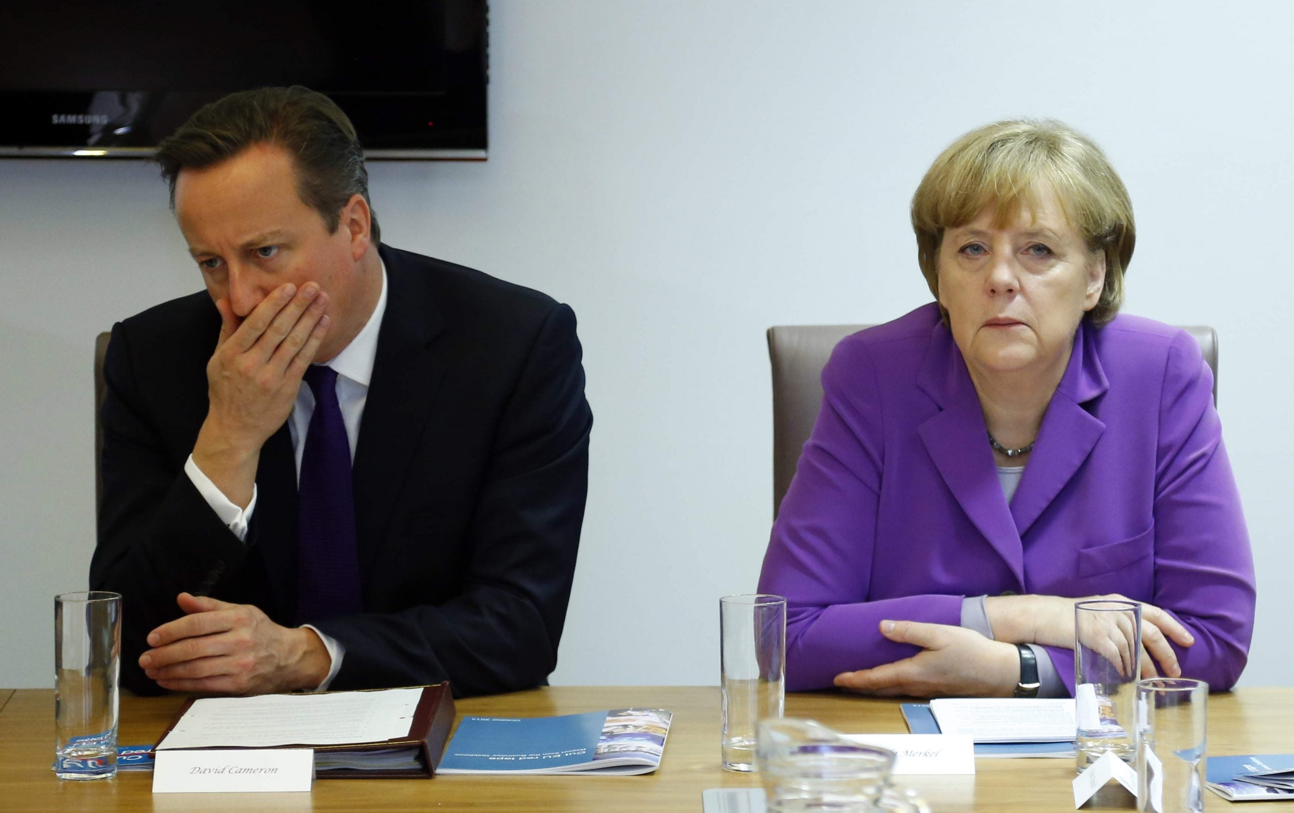 Cameron only has himself to blame for the Tories' latest Europe row