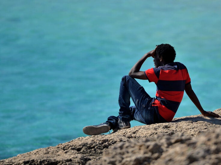A year of Mare Nostrum: political impotence has stranded hundreds of refugee children in Sicily