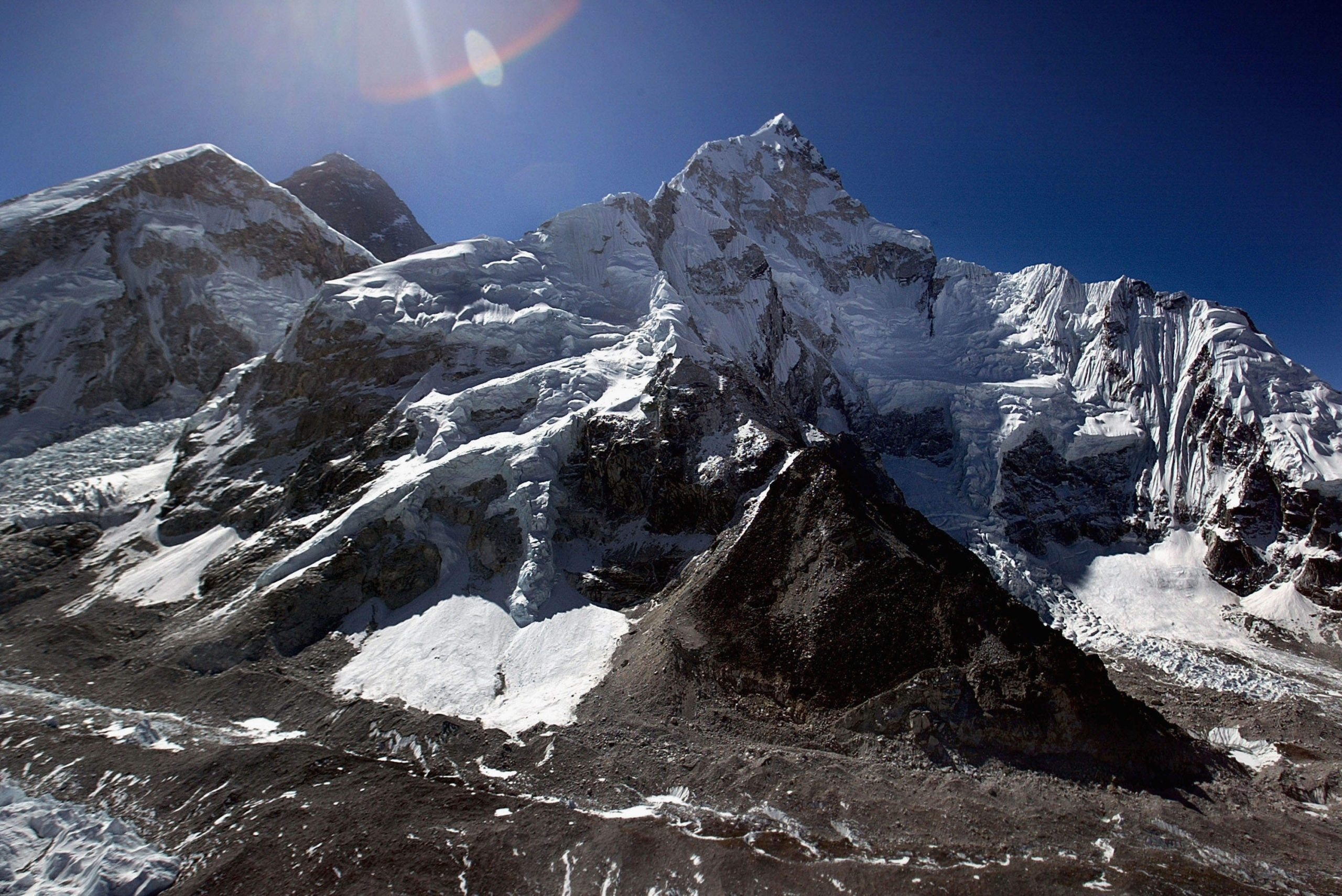 Jan Morris: No one else needs to climb Everest – let's turn it into a memorial