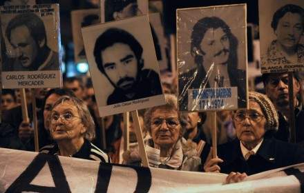 Justice for the disappeared