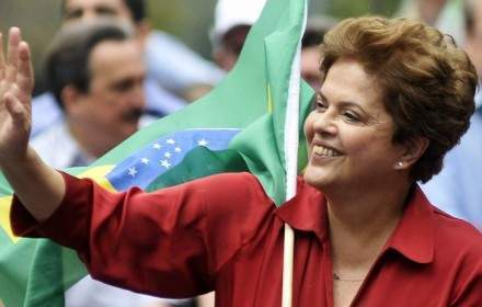 The rise of Dilma Rousseff