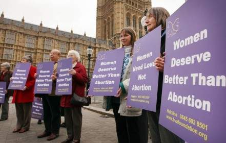 The anti-abortion lobby is back on the warpath