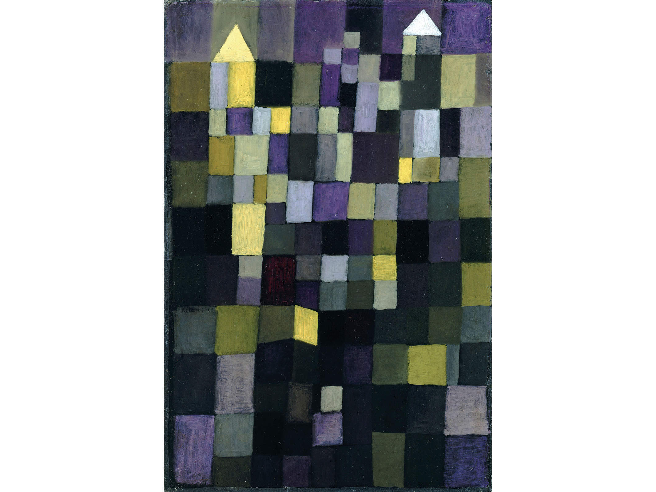 The machinery and magic of Paul Klee's paintings – in close up