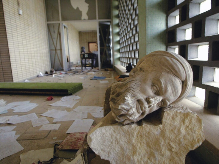 Treasure trails: how museums became diplomatic fixers