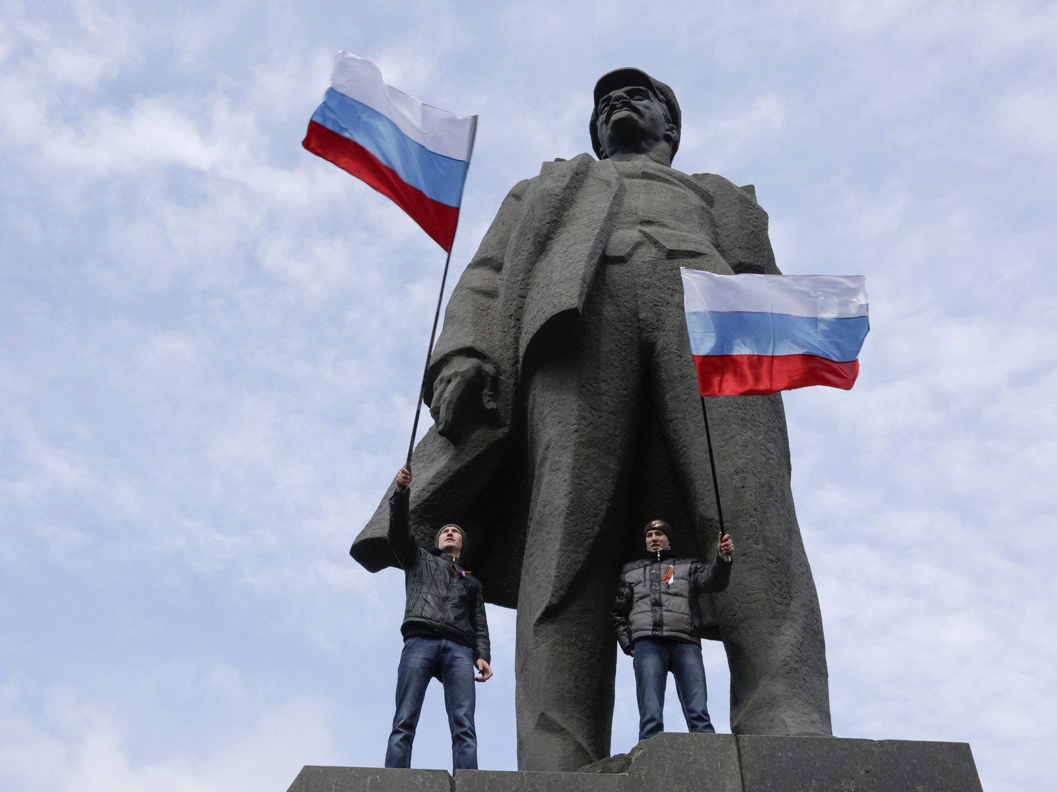 Russia's revenge: why the west will never understand the Kremlin