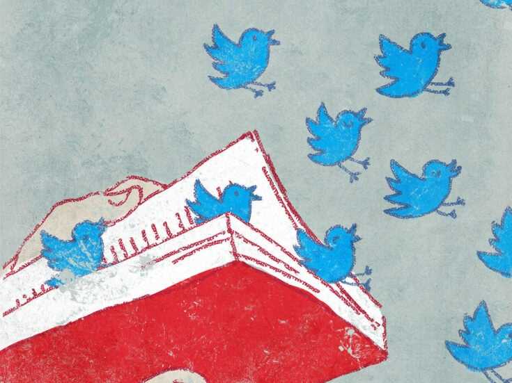 Anxiety of influence: how Facebook and Twitter are reshaping the novel