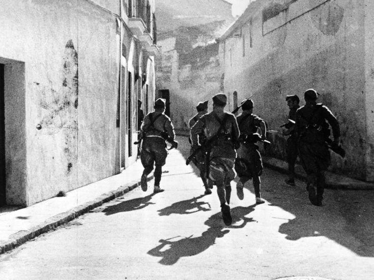 How Anglo writers stole the story of the Spanish civil war