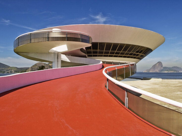 Erotic architecture: the sexual history of great buildings