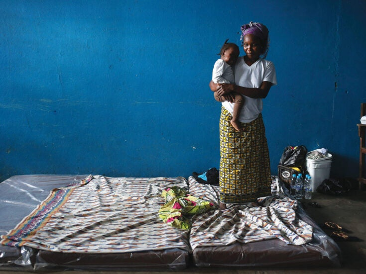 West Africa on a hope and a prayer: the desperate efforts to contain ebola