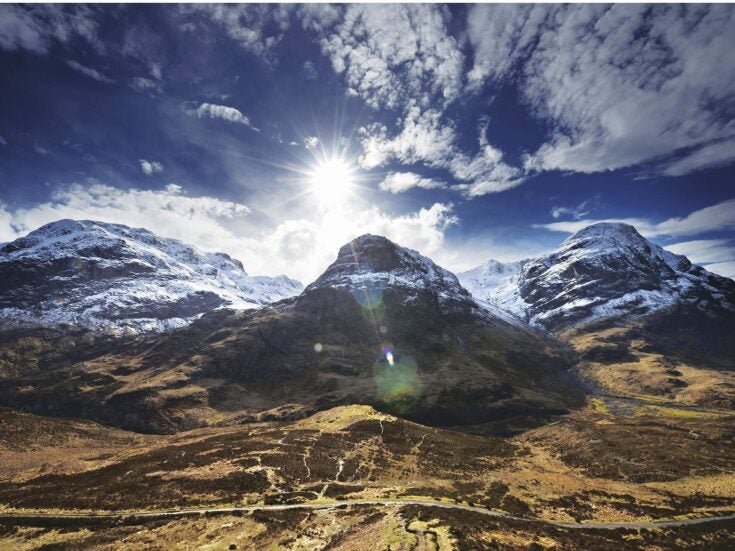 Letter from Edinburgh: What it really means tobe Scottish