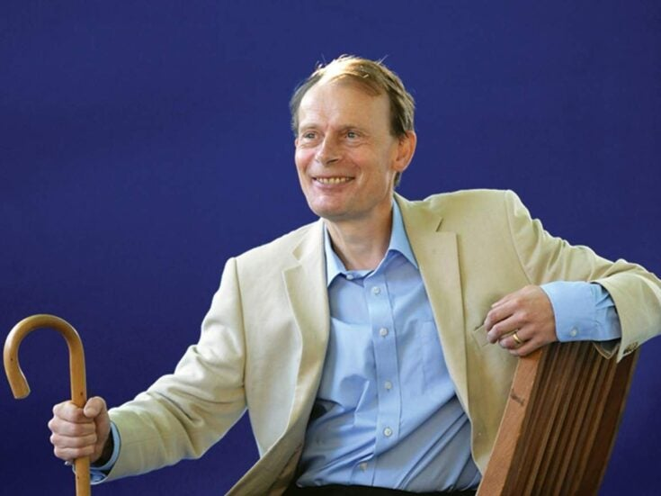 Witty and wicked: Andrew Marr's revealing political thriller