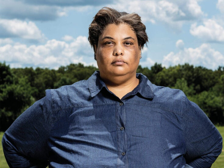 Roxane Gay: I have feared white men and I have loved them