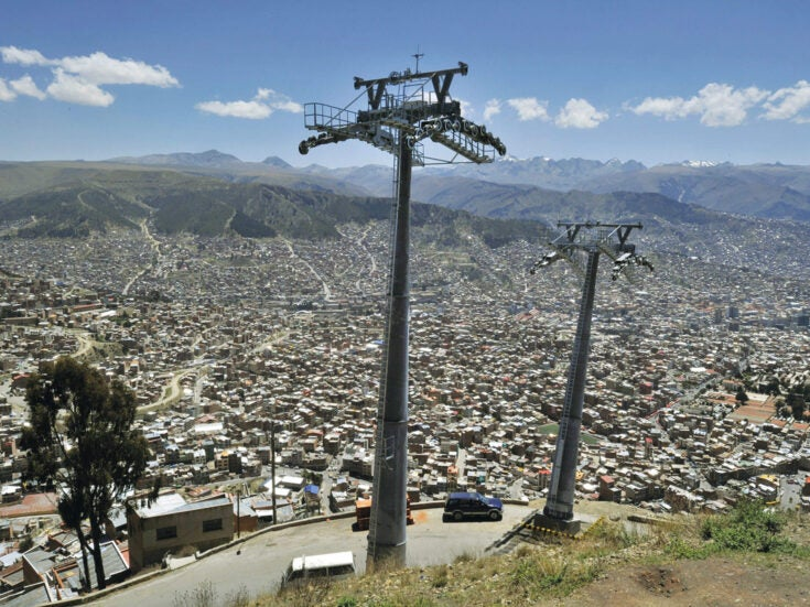 How ski lifts could break the gridlock in African cities