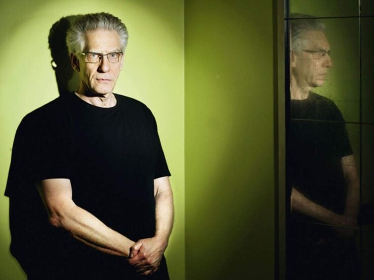 David Cronenberg's first novel is so good, he should ditch his day job