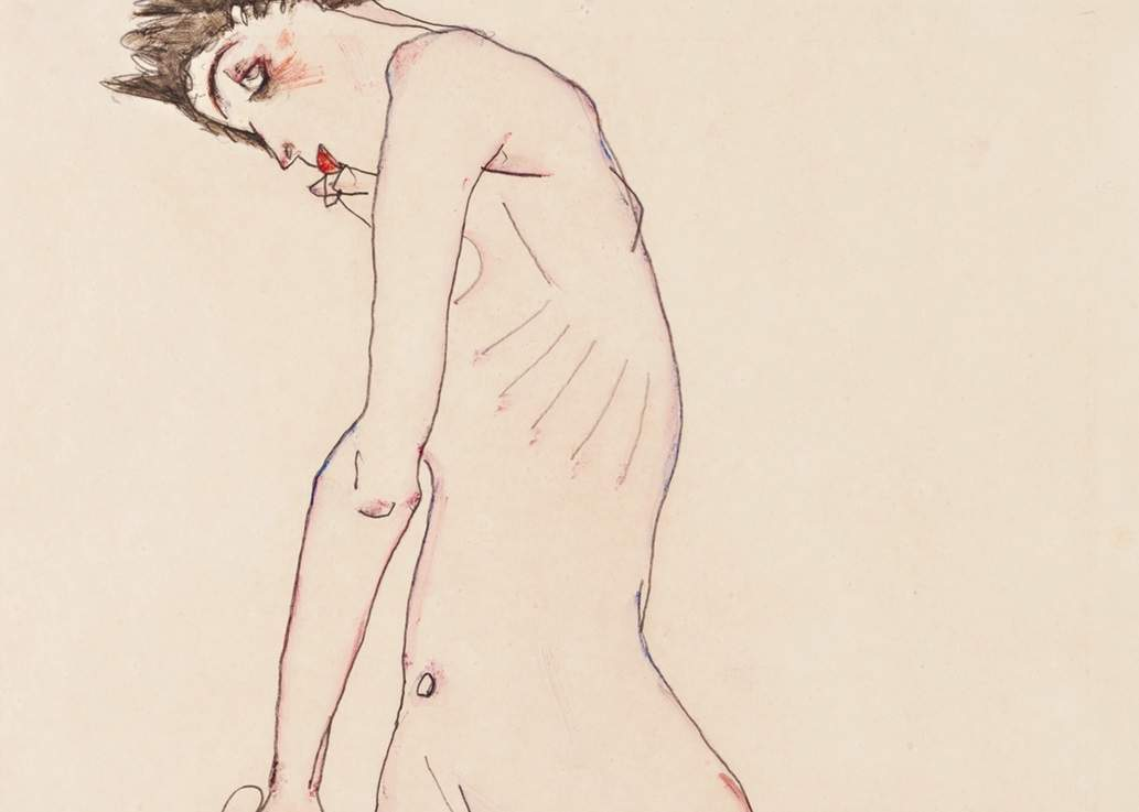 Provocations to desire: Craig Raine delights in the nudes of Egon Schiele