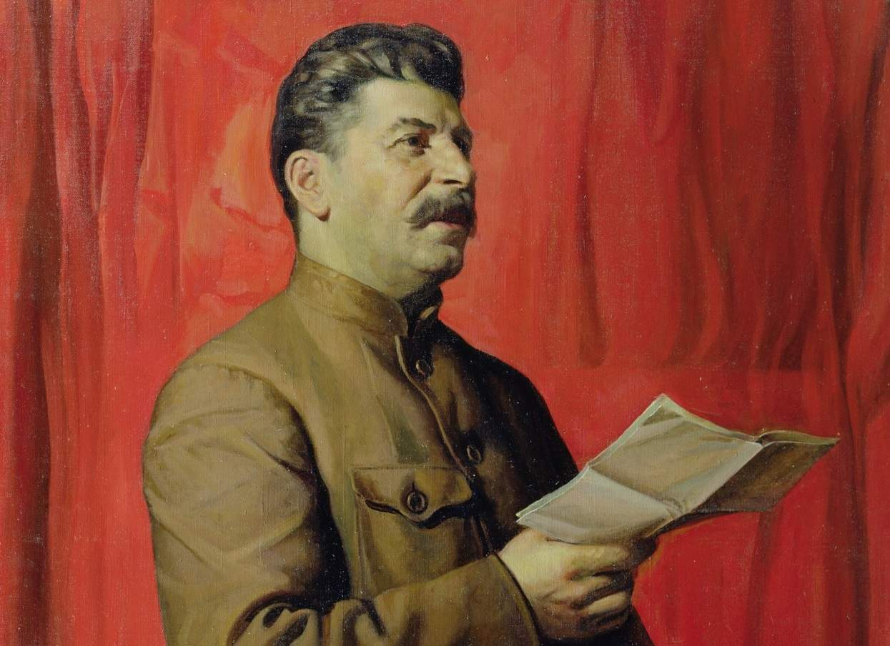 Ordinary boy to arch-dictator: Stalin and the power of absolute conviction