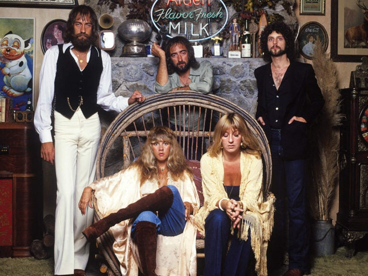 Excess all areas: the pageantry and farce of the Fleetwood Mac story