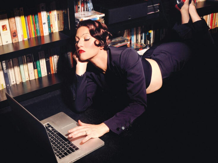Couldn't have done it without you: Amanda Palmer's manifesto for singers in the digital age