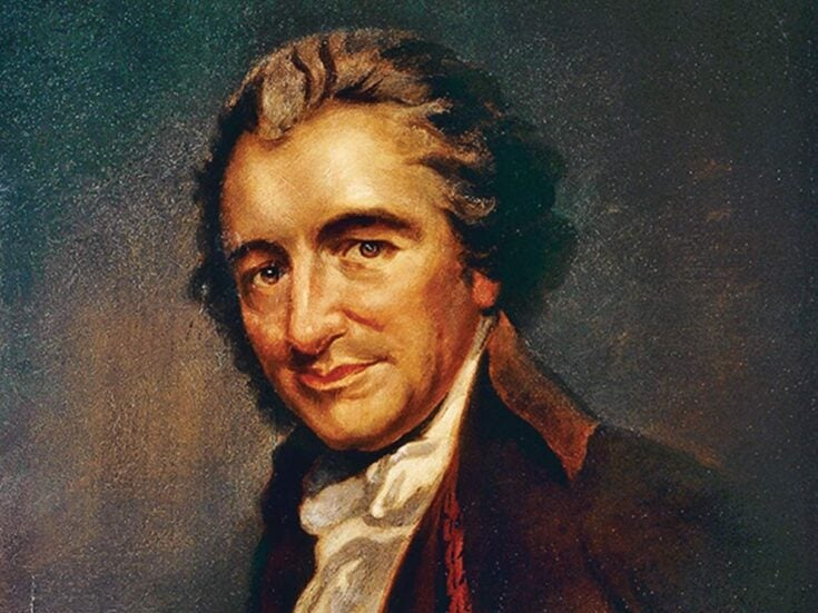 Natural rights and wrongs: Burke vs Paine