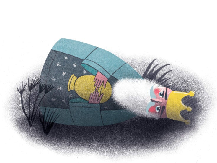 """""""The Christmas Story"""": a short story by Ali Smith"""