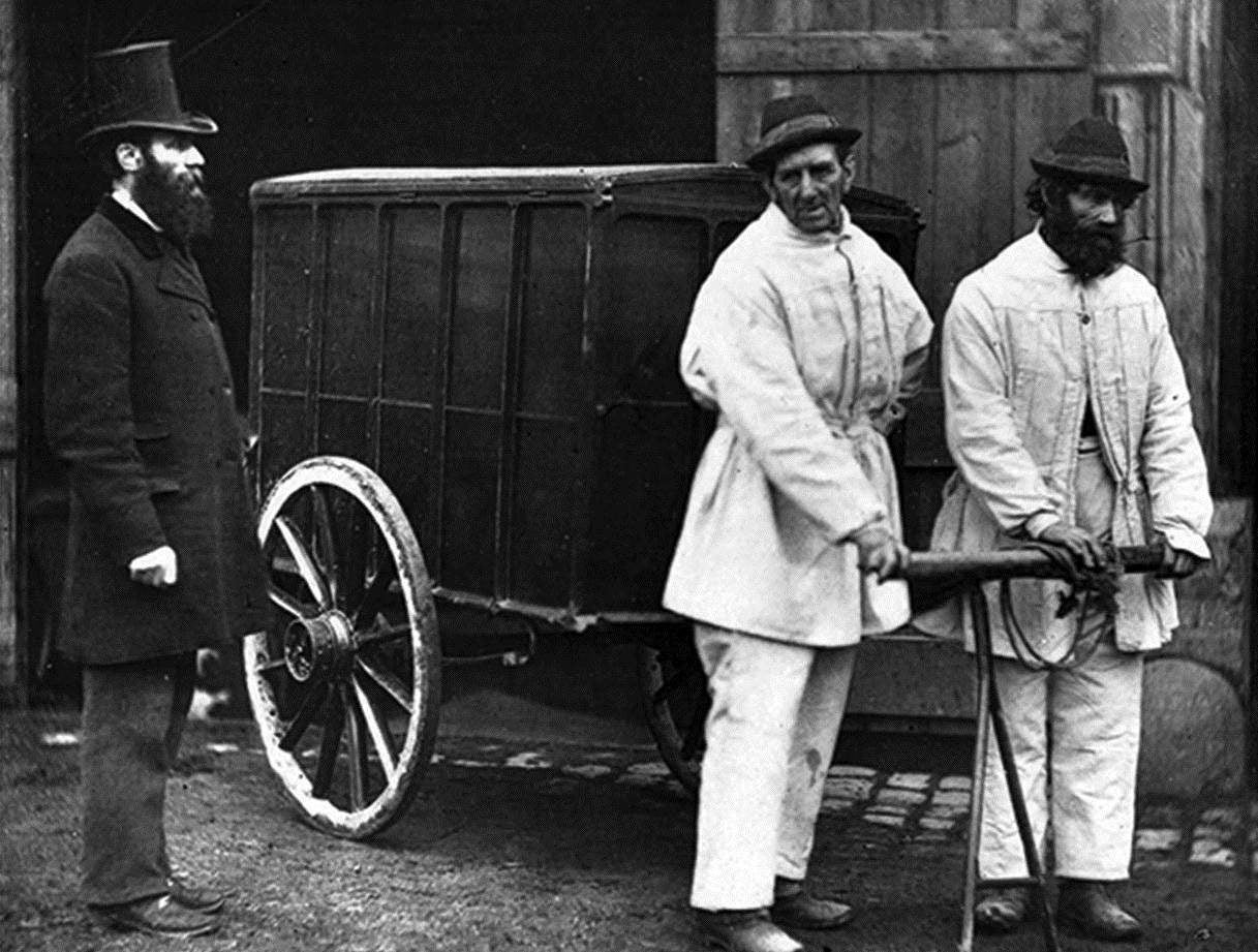 Sooty and sweep: how the Victorians cleaned up the country