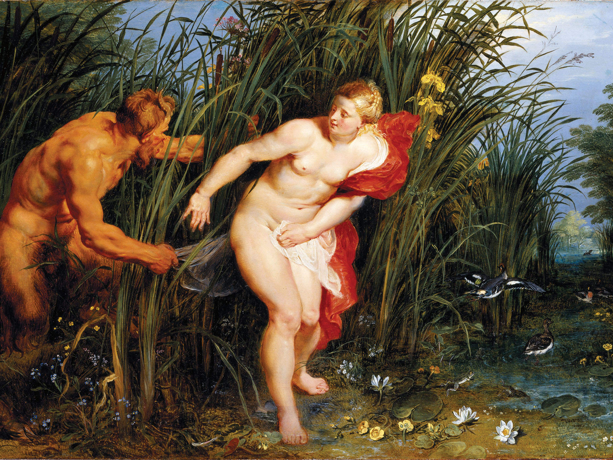Hollywood hokum: Rubens only shone when he showed some restraint