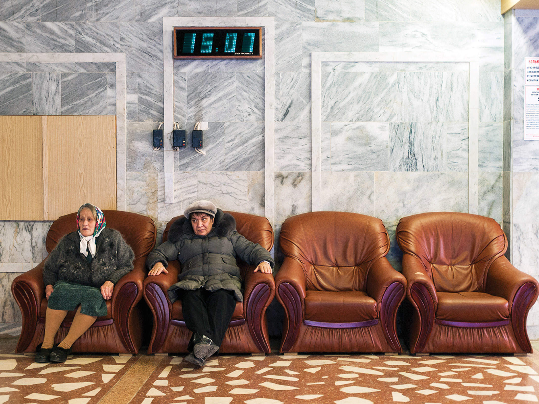 World on a wire: two books reveal the truth about life in modern Russia