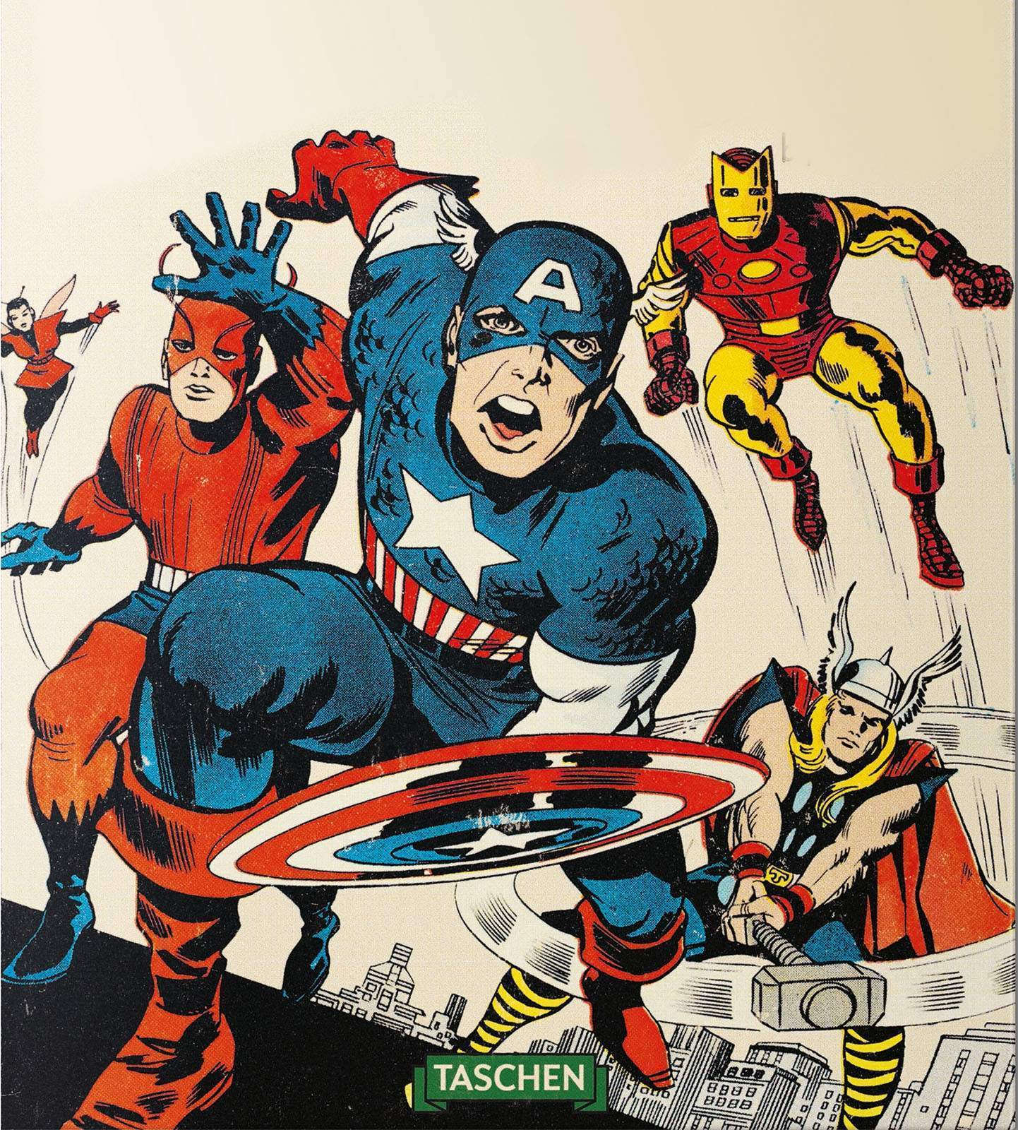 How Marvel's universe of strange, flawed, streetwise superheroes conquered our own