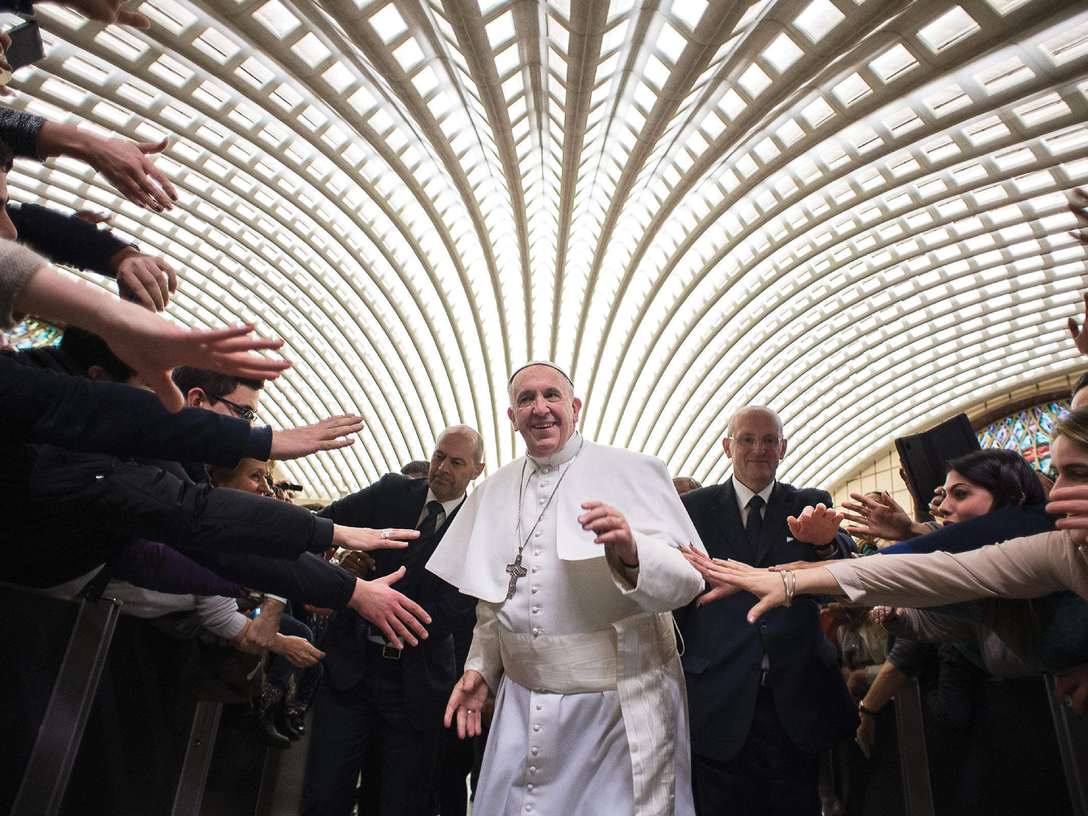 Beloved of the people: how the Pope has again become a leader for our times