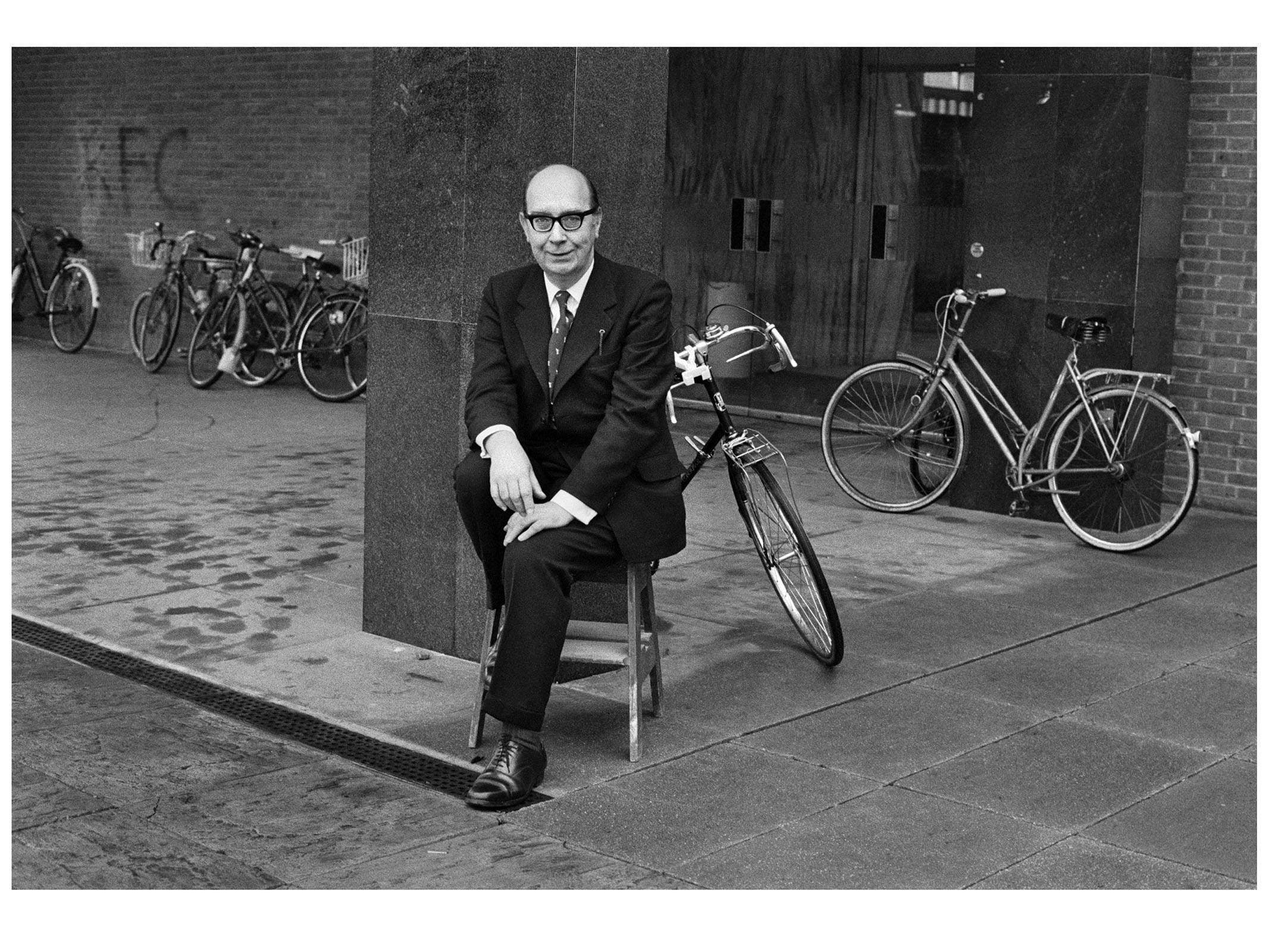 From the archive: Philip Larkin on the voices of poets