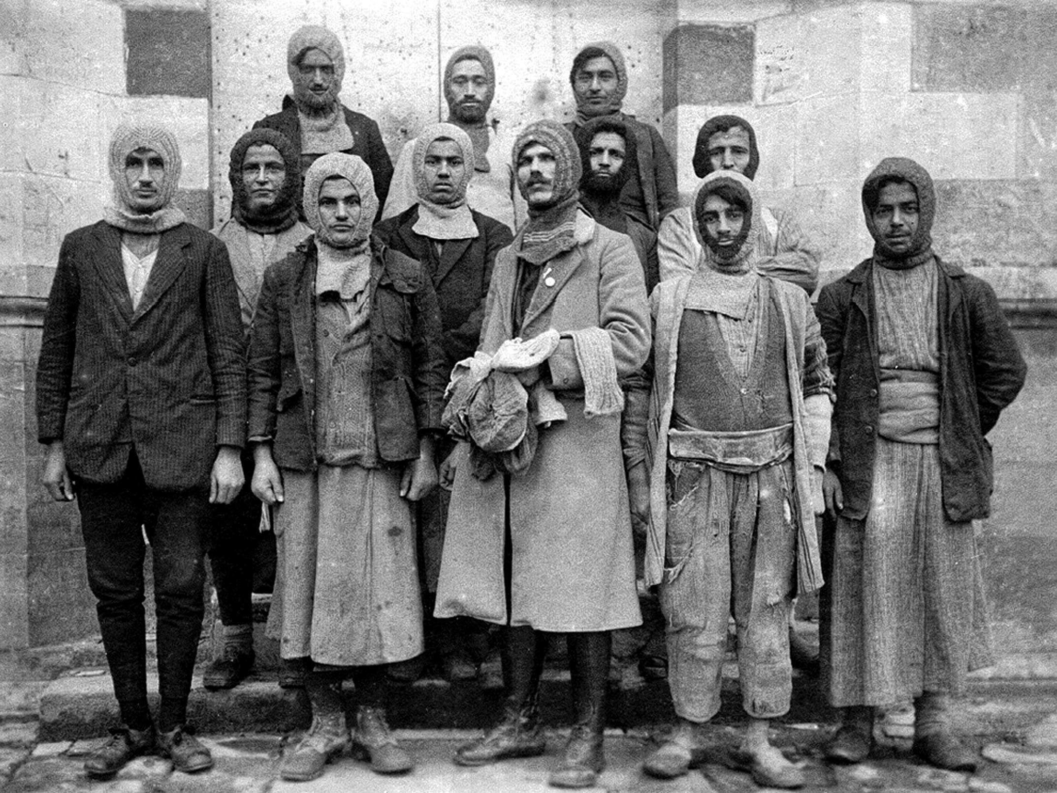 There is no us and them: remembering the lost Armenians