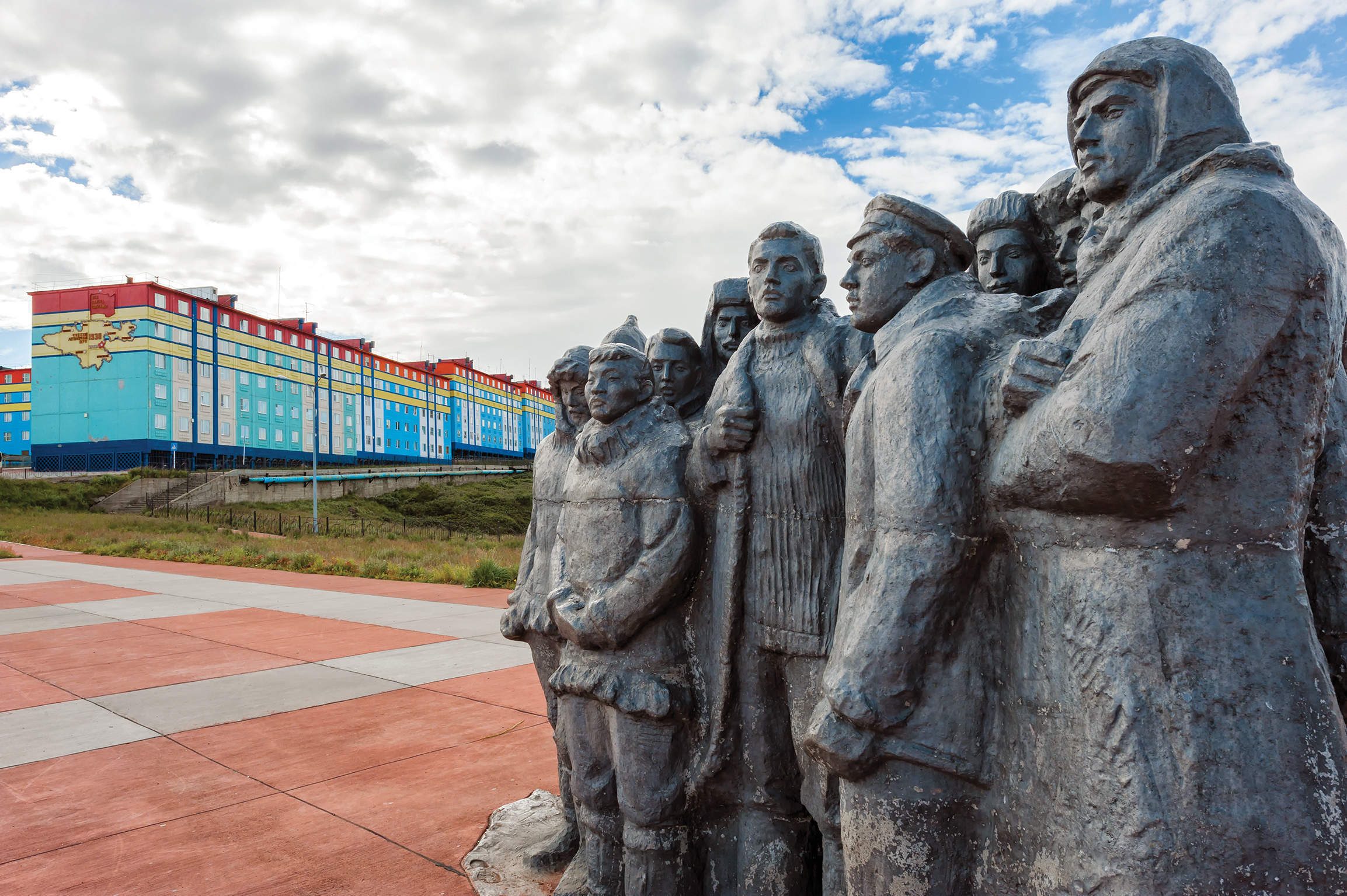 Landscapes of Communism counters myths, but omits some essential truths