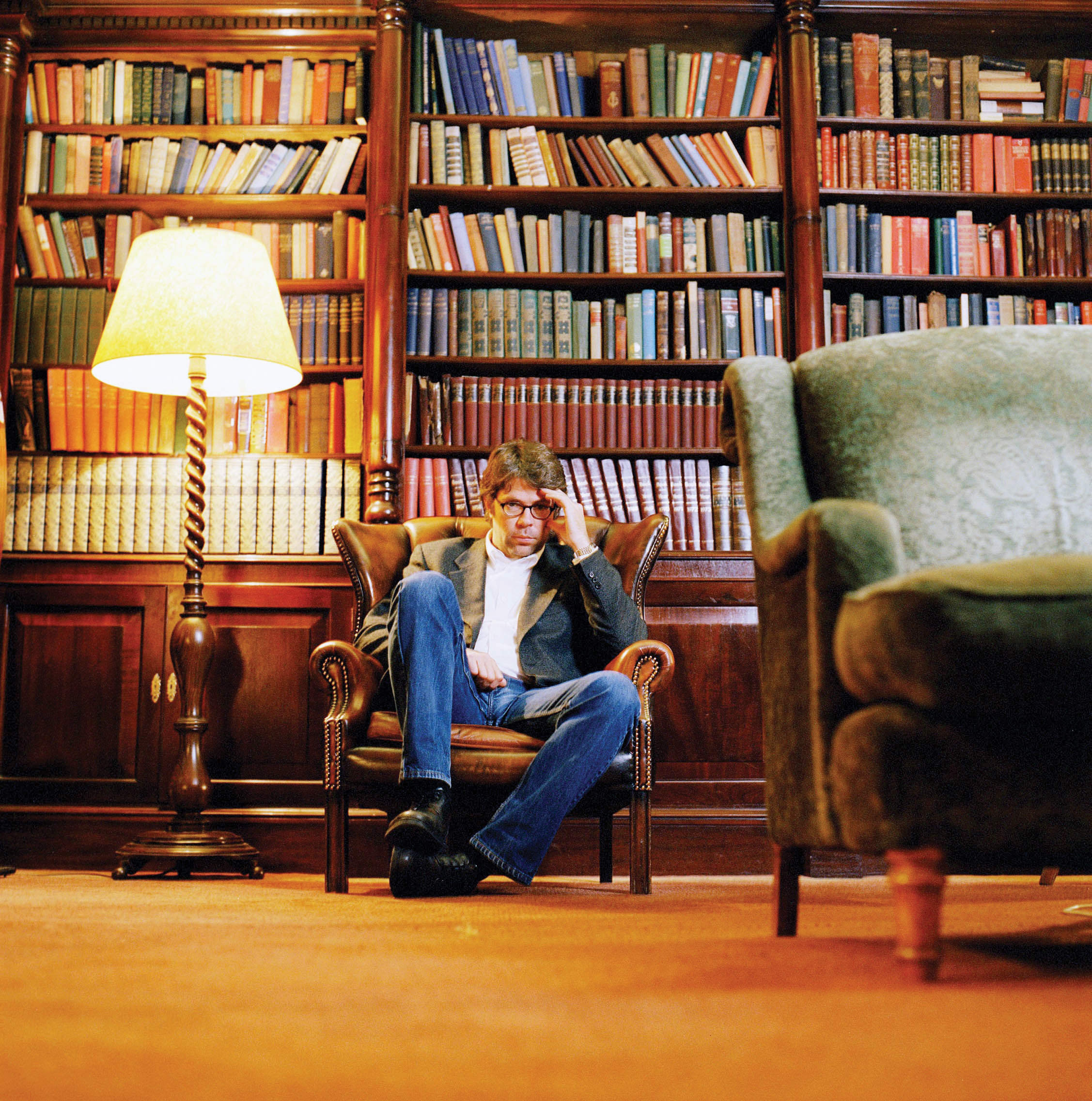 Jonathan Franzen suffers from the weight of expectation