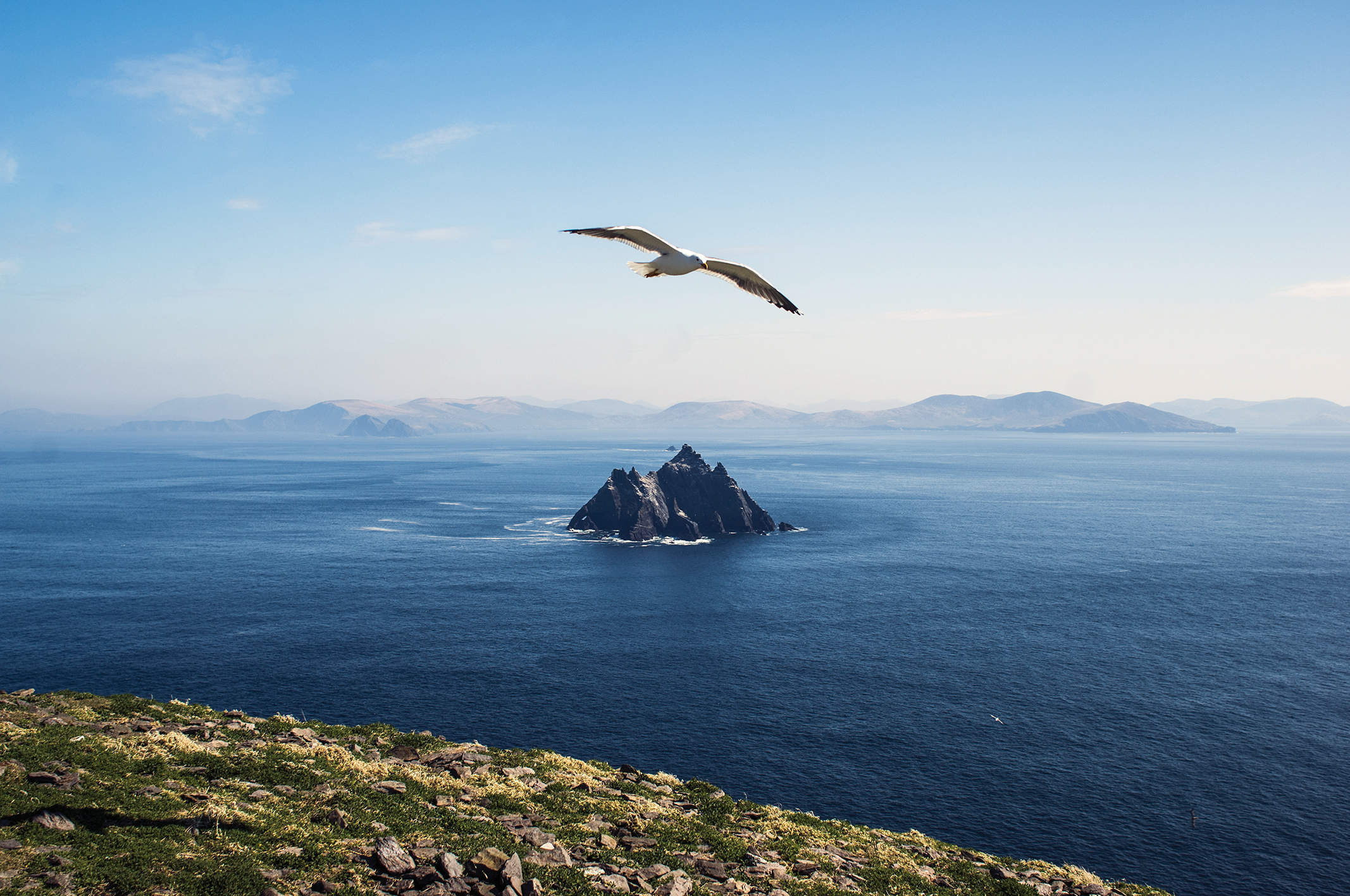 Skellig Michael is hardly an island – but it's the one I love most