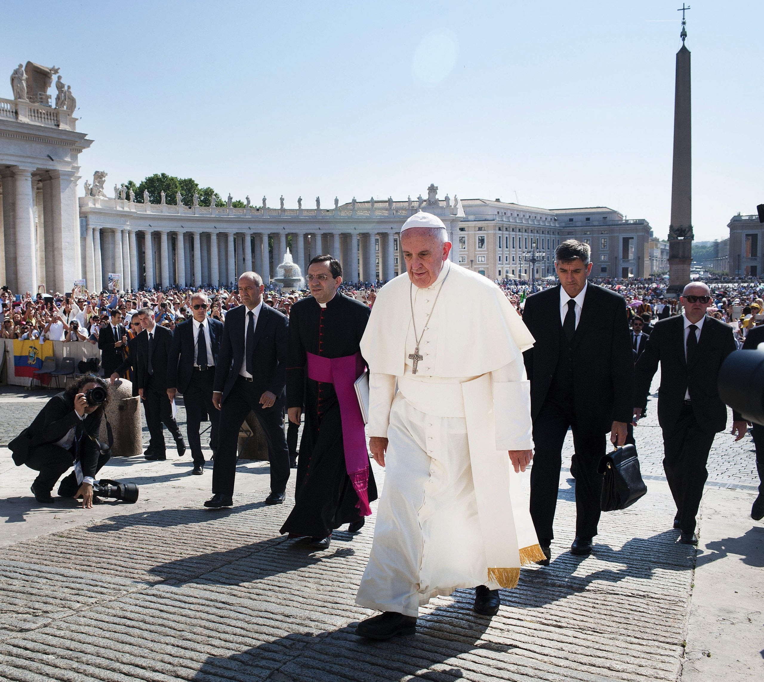 Pope of the masses: is Francis really the people's champion?