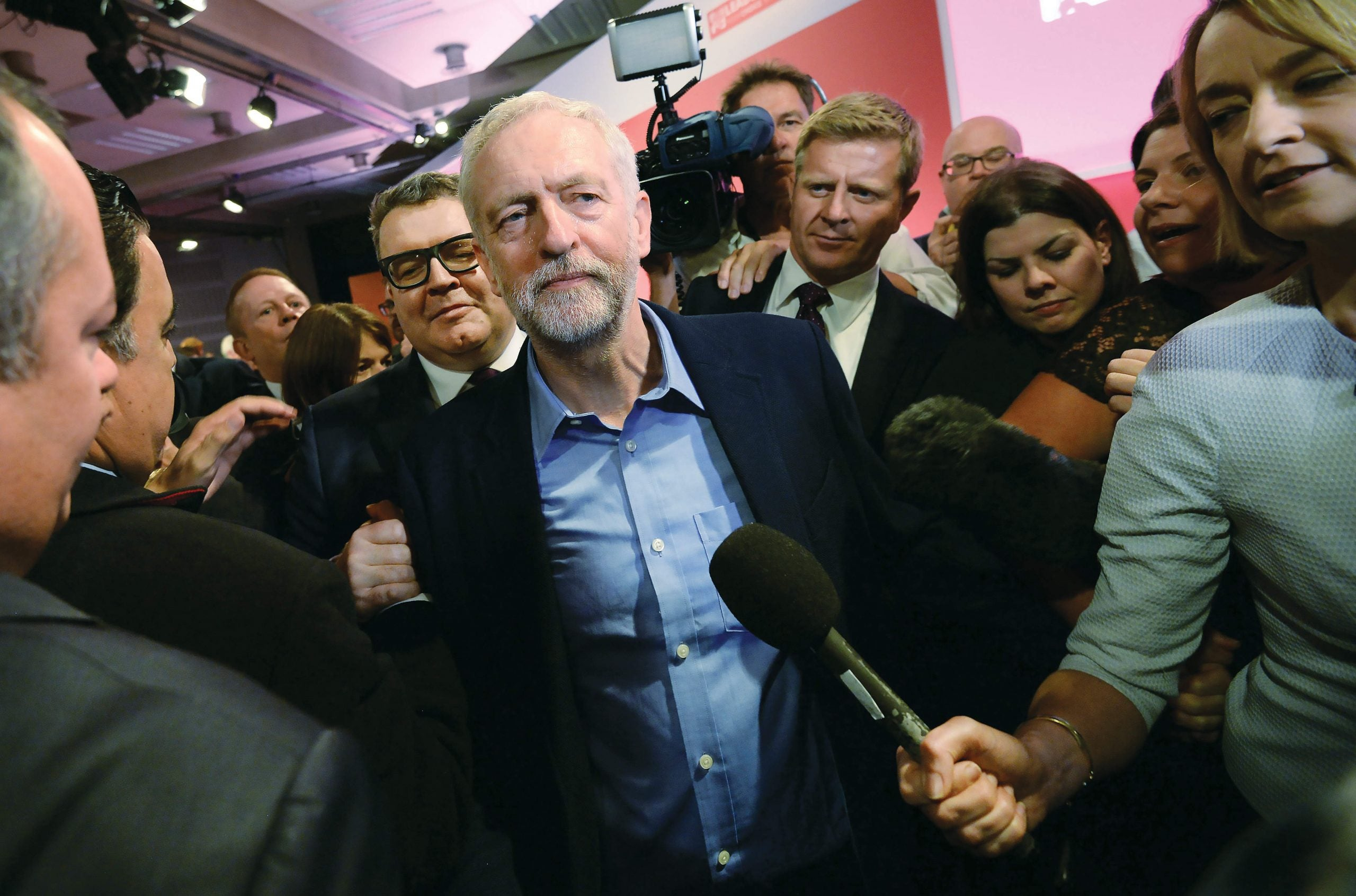 Jeremy Corbyn and the politics of catastrophe
