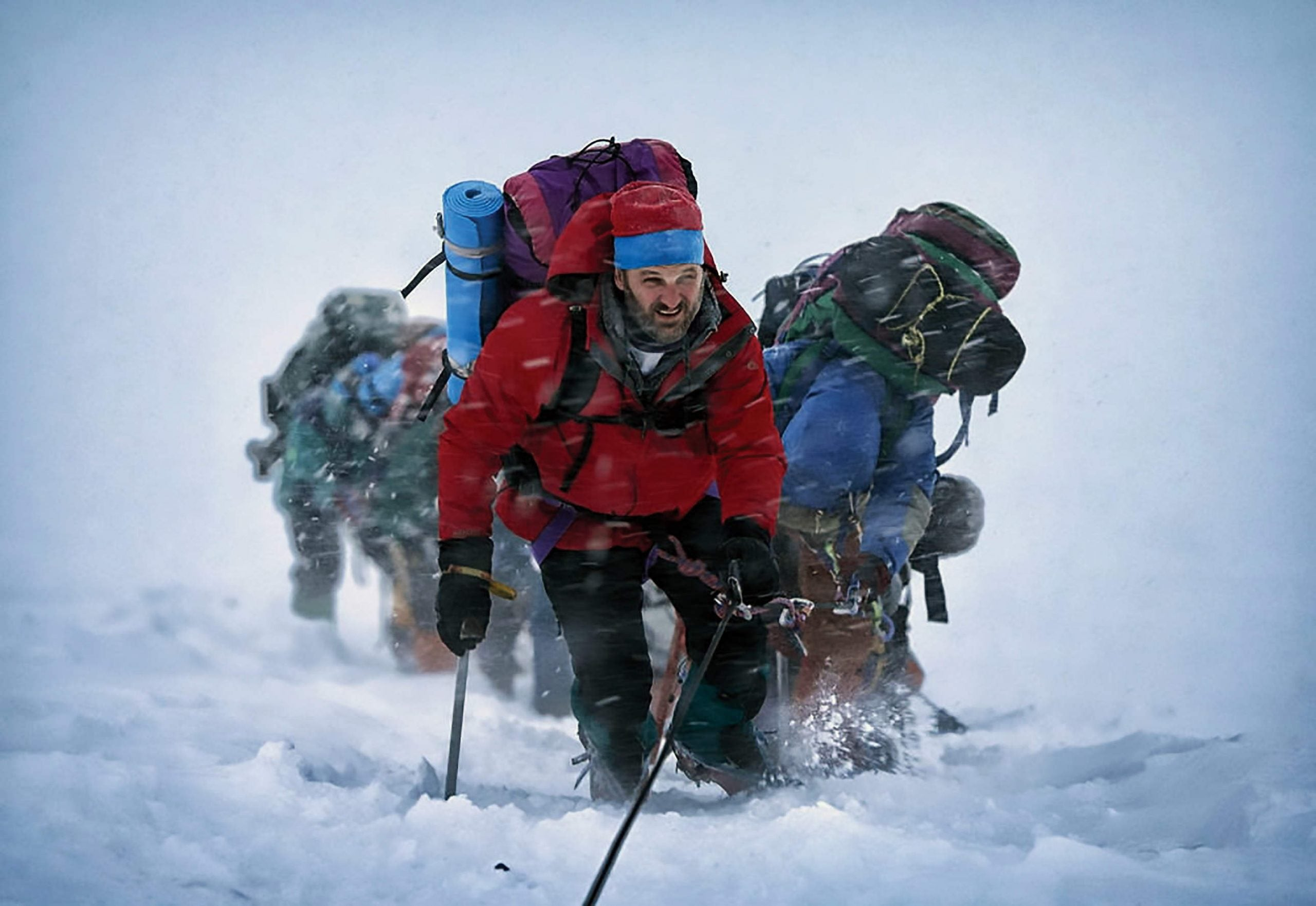 The use of 3-D in Everest feels about as vital as a grand piano up a mountain