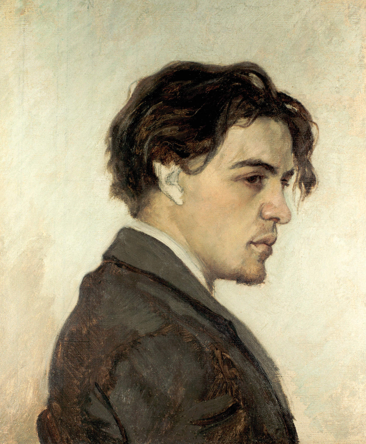 The young Chekhov: a comedian in spite of himself