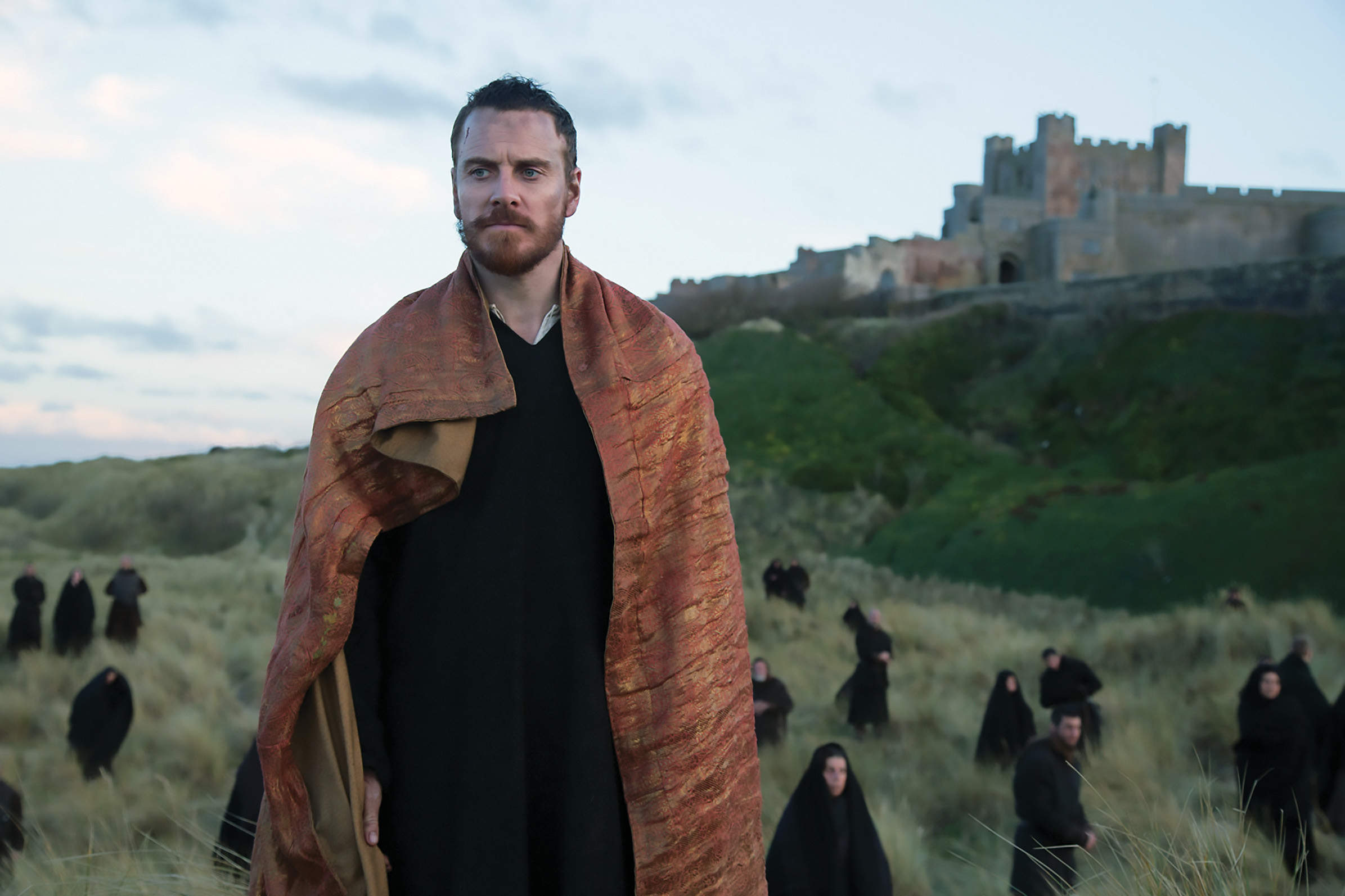 Justin Kurzel's Macbeth manages to be both heightened and lived-in