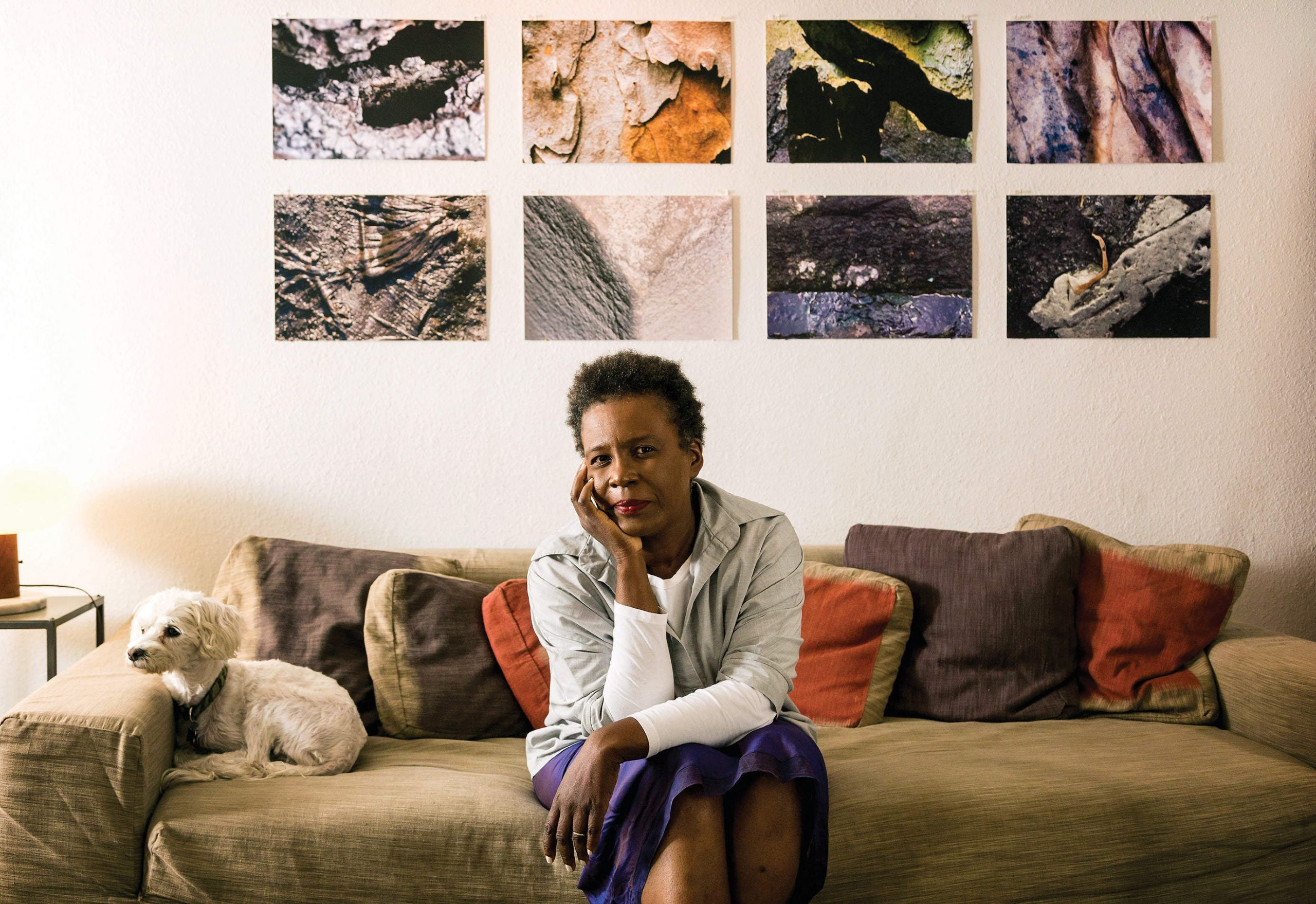 Forward Prize-winning poet Claudia Rankine on what it means to be black in America
