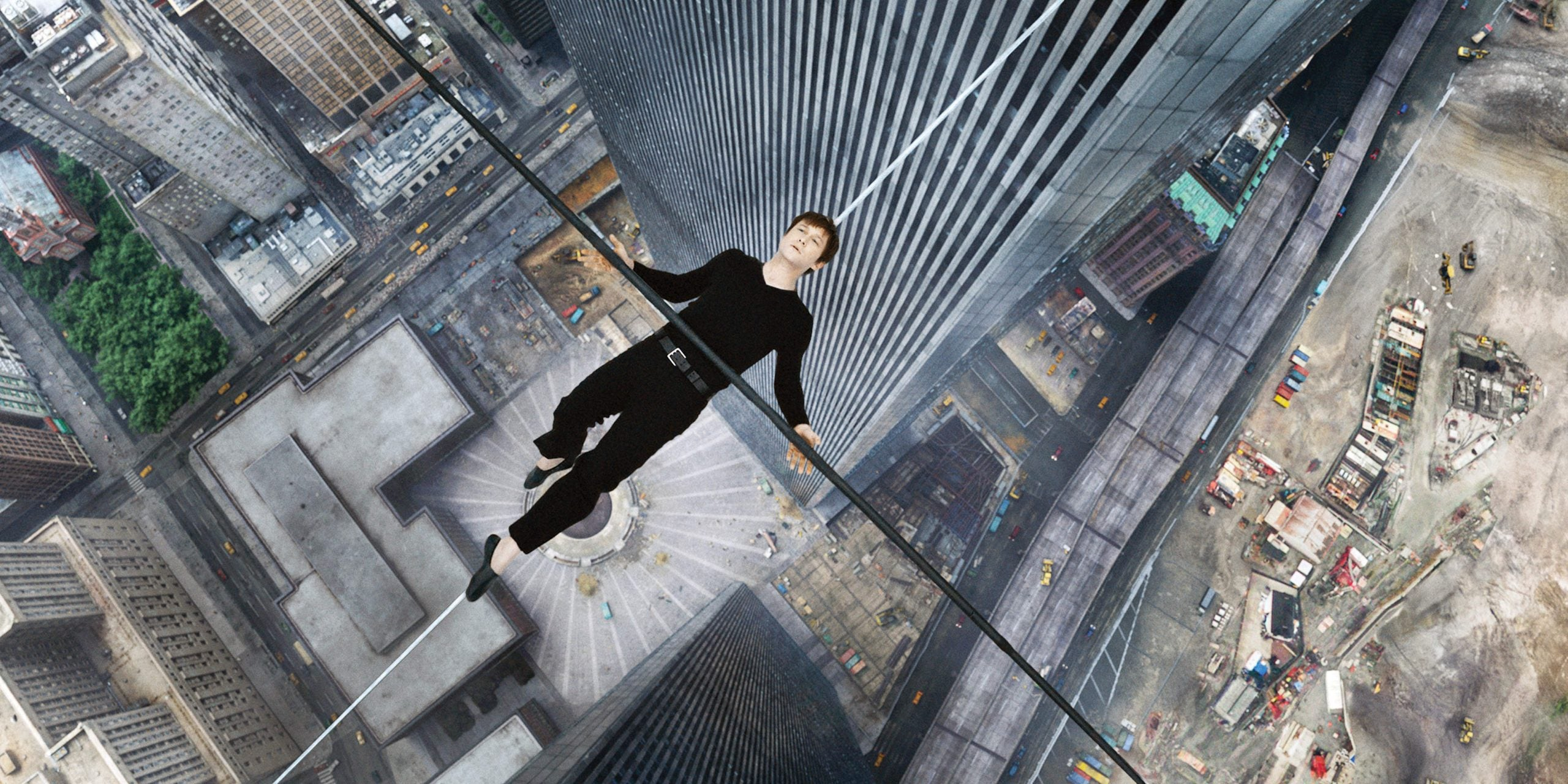 The Walk is visual magic – one of the few films for which 3D is justified