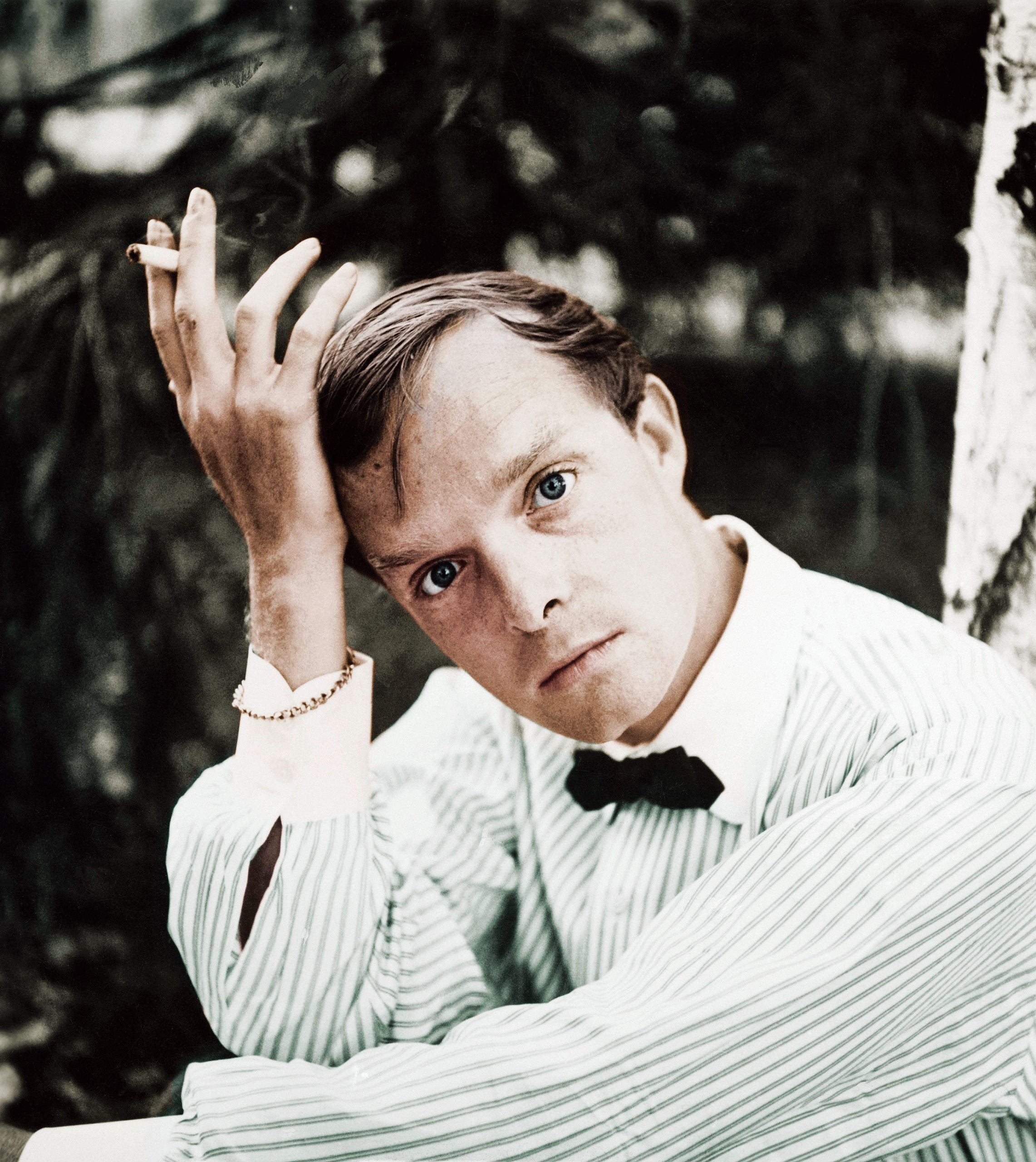 On the threshold: The Early Stories by Truman Capote