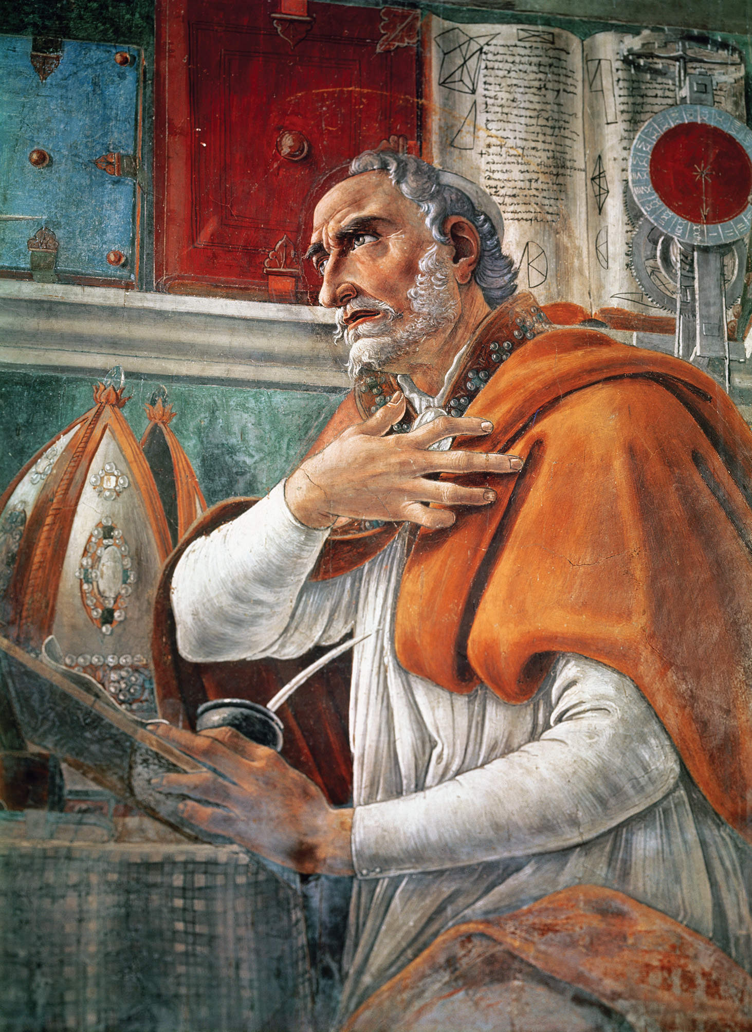 Patriarchal villains? It's time to re-think St Paul and St Augustine