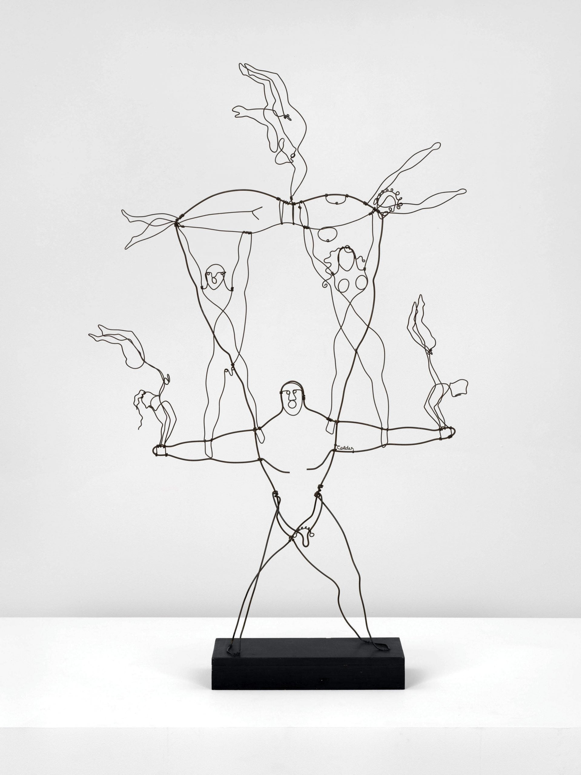Man on a wire: The playful simplicity of Alexander Calder