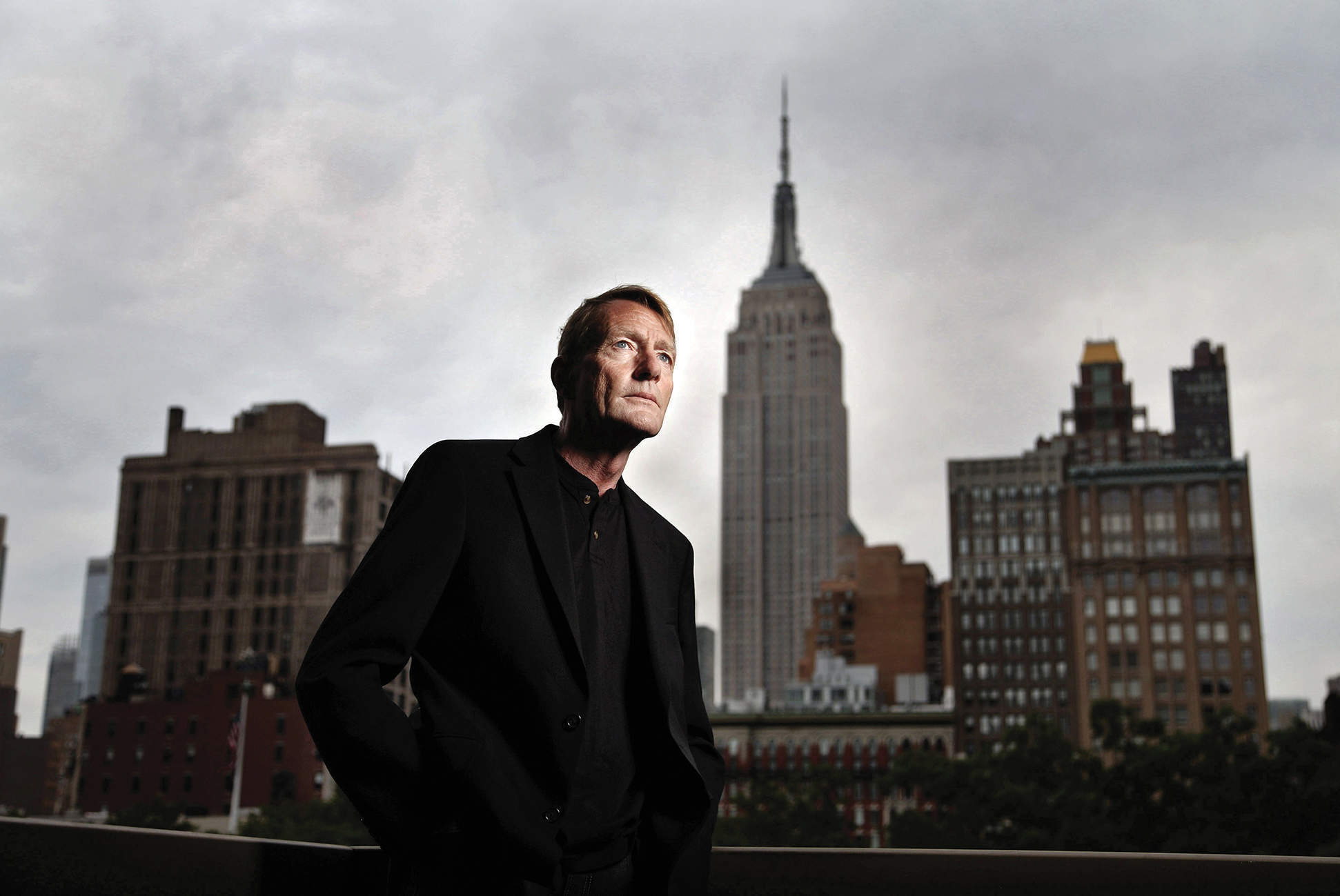 The Camus of the crime thriller: behind the Jack Reacher books