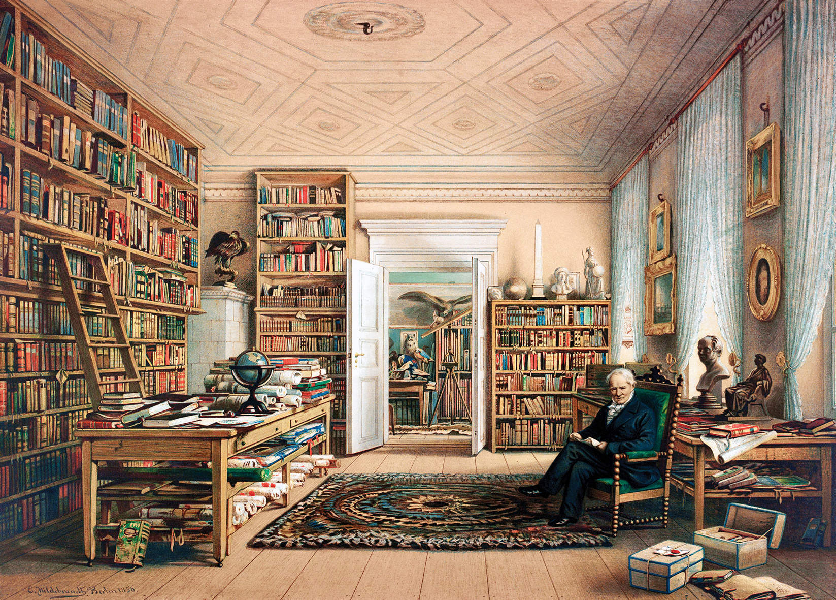 Rediscovering Alexander von Humboldt and his lifelong, Ulyssean quest for nature