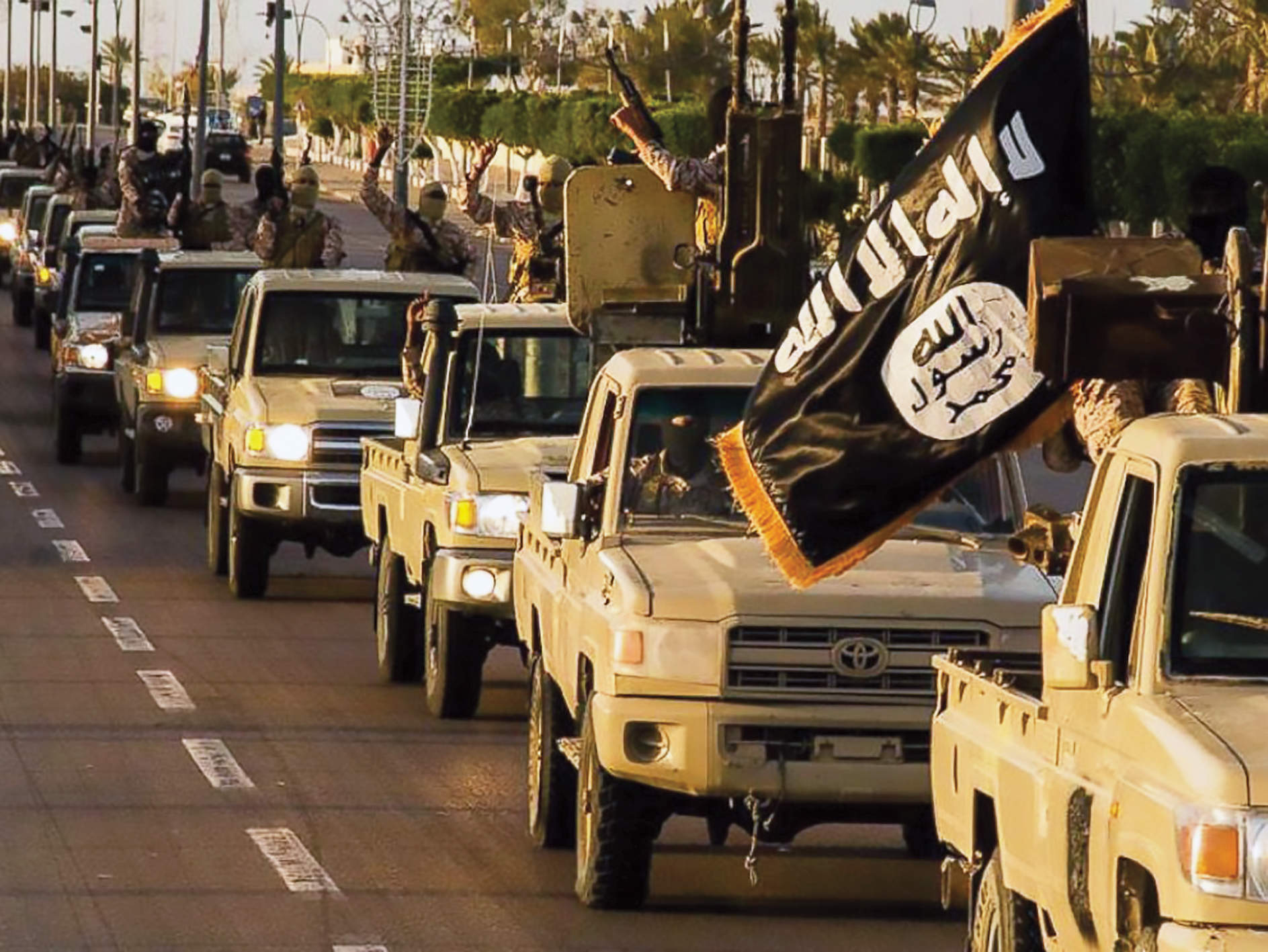Into the terror zone: how Isis has gained support in Syria, Iraq and Libya