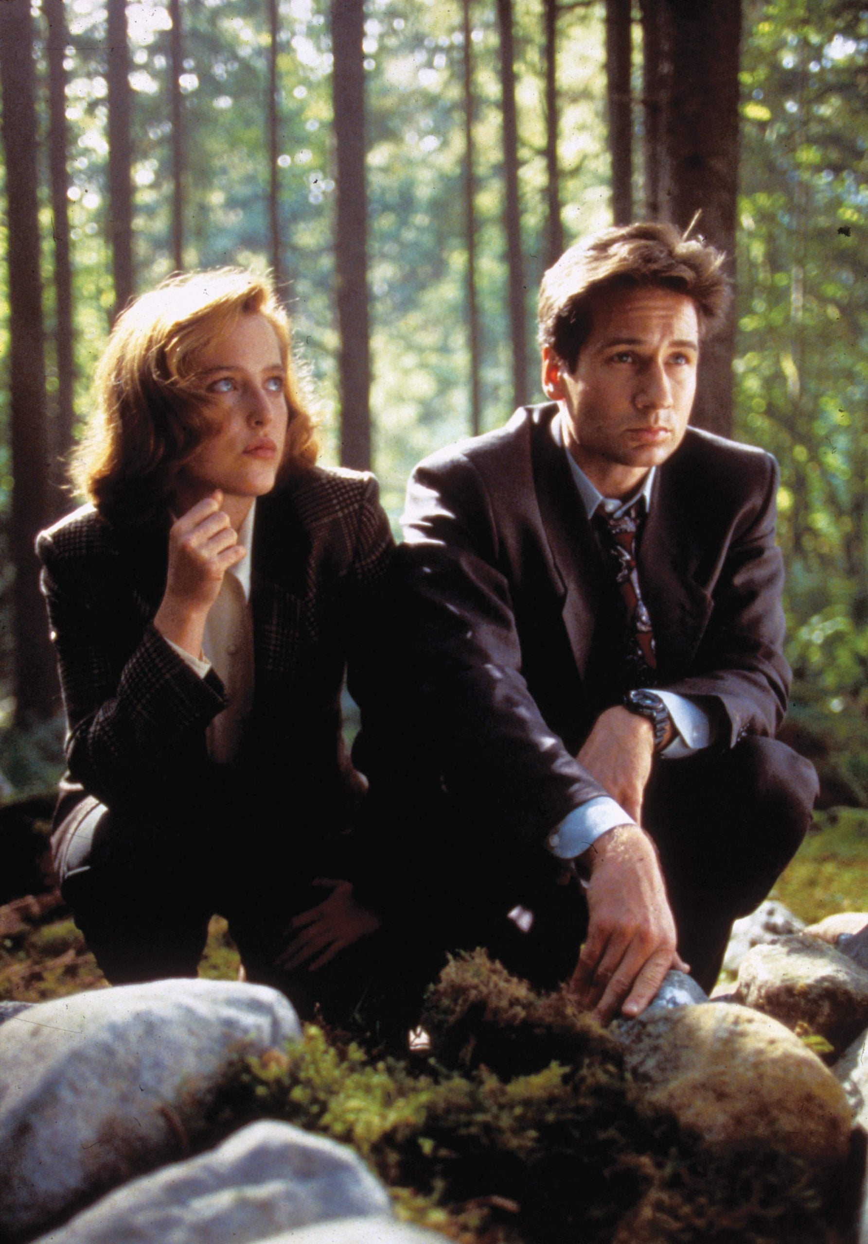 Can The X-Files exist in a post-9/11 world?