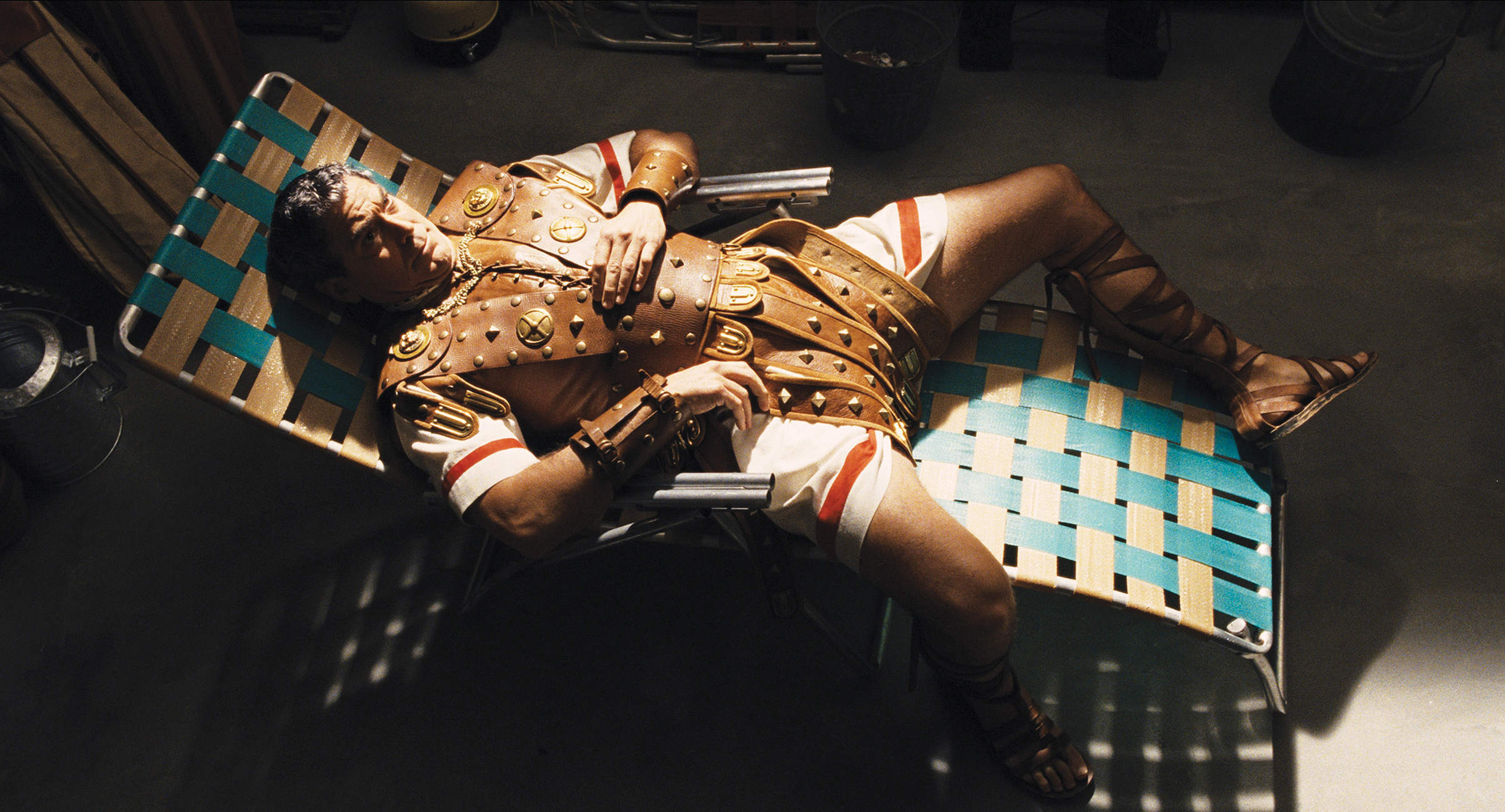 In Hail, Caesar!, the Coen brothers go for brain laughs over belly laughs