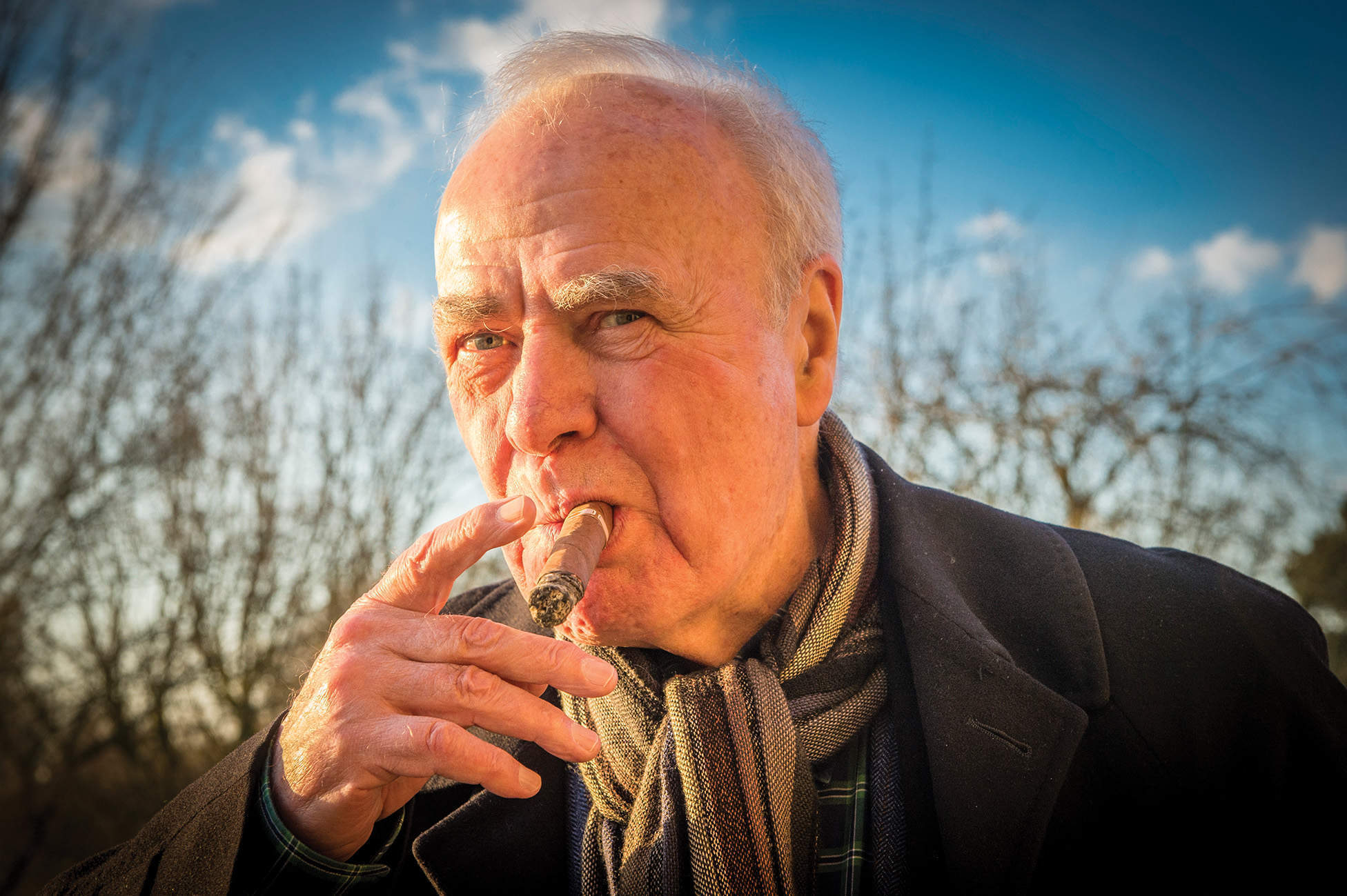 Hugh McIlvanney will be named a bully, braggart and bore - but he had a rare gift